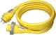 30a Cordset 50ft Yellow Led - Furrion Ltd