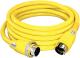 50a 125v Cordset 25ft Yellow - Furrion Ltd