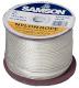 """Nylon Rope, Solid Braid, 1/4"""" x 500' …"""