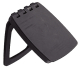 Lock/Latch Cover Black - Perko