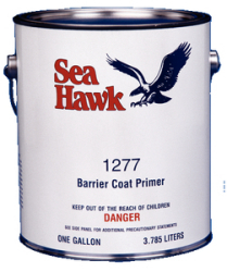 Sea Hawk Bottom Paint Primer Gl