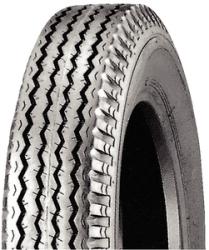Kenda K353 Bias Trailer Tire, 530-12, LRB - L …