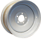 "Steel Trailer Wheel, 10"" x 6"", Galv …"
