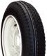 Kenda Bias Tire & Steel Spoke Wheel Assem …