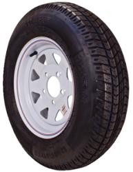 Kenda Bias Tire & Spoke Steel Wheel Assem …
