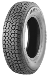 Kenda K550 ST205/75D-14 Bias Tire w/ 5H Spoke …