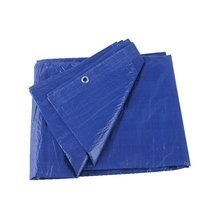 TARP BLUE VINYL 30' X 50' - Seachoice