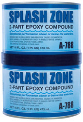 Splash Zone A-788, Half Gallon Kit - Pettit P …