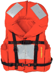 Merchant Mate II Vest Orange - Stearns