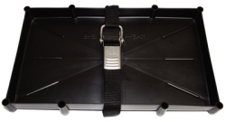 Battery Tray - W-Stainless Ste - T-H Marine S …
