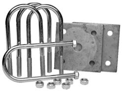 Axle Tie Plate Kit 1.9in Dia - Tie Down Engin …