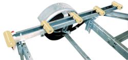 5' Roller Bunk - Tie Down Engineering