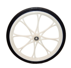 Replacement Wheel For 1060 Cart -Solid- Taylo …