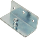 Angled Mount Brktw/Bs Zinc - Taylor Made