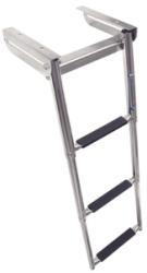 Slide Mount Ladder Ss 3-Step - Windline Marin …