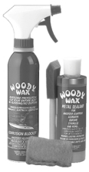 Woody Wax 16 Oz Kit   1kt/Pk