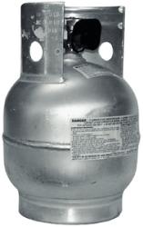 Trident Rubber Inc., 10 Lb Vertical Aluminum  …