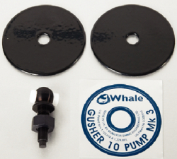 Eybolt/Clamping Plate Kit Gu10 - Whale Water  …