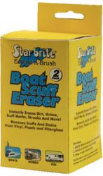 Boat Scuff Eraser 2/Bx - Star Brite