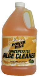 Bilge Cleaner-Power Pine 1 Gal - Star Brite