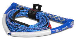 Bling Spectra 5-section Wakeboard Road; Blue  …