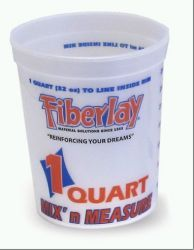 Measuring Buckets - 1 Quart - Spectrum Color