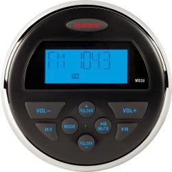 JENSEN MS30 AM/FM/USB Compact Waterproof Ster …