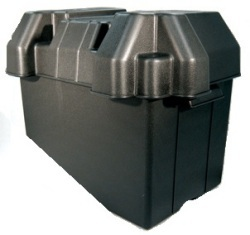 MEDIUM BATTERY BOX - Marpac