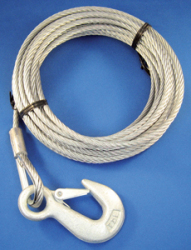 """3/16"""" X 25' Winch Cable - Marpac"""
