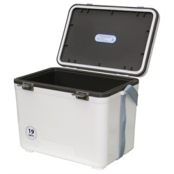 Engel Usa White Dry Box 19 Quart Cooler