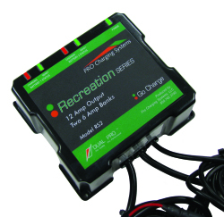 CHARGER REC 2 BANK 12A - Pro Charging Systems