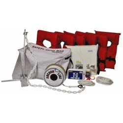 Deluxe Yachters Rescue Kit - Marpac