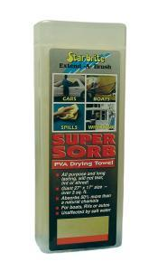 Super Sorb Smooth Synthetic PVA Wipes - Star Brite