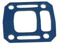 Exhaust Manifold Elbow Gasket for OMC Sterndrive/Cobra 910113, GLM 33820 - Sierra