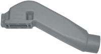 Exhaust Manifold Elbow Riser - Sierra
