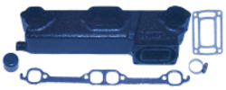 Exhaust Manifold for OMC Sterndrive/Cobra, GLM 51420, Barr OMC-1-912442 - Sierra
