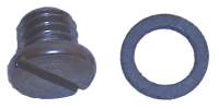 Mercruiser Lower Unit Drain Plugs