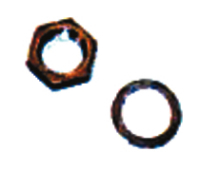 Drive Shaft Nut Set - Sierra