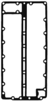Exhaust Manifold Plate Gasket for Johnson/Evinrude 321182, GLM 33590 - Sierra