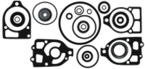Lower Gear Housing Seal Kit for Mercruiser 26-33144A2, GLM 87510 - Sierra