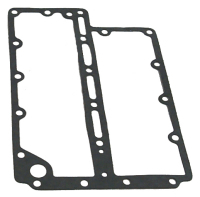 Exhaust Manifold Cover Gasket for Johnson/Evinrude 305176, GLM 33240 - Sierra