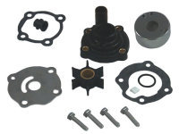 Water Pump Repair Kit with Housing for Johnson/Evinrude 395270, GLM 12060 - Sierra