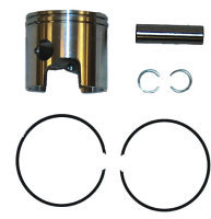 .015 OS Bore V6 Piston Kit - Sierra