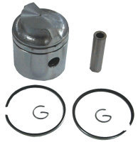 .030 OS Bore Inline Piston for Johnson/Evinrude 387661 - Sierra