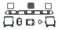 Exhaust Manifold Gasket Set for Mercruiser 27-46401A1, Barr Mc47-27-46401A1, GLM 39270 - Sierra