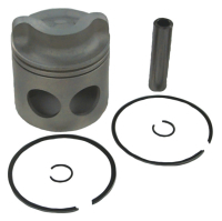 Piston with Rings for Chrysler/Force Outboard 700-834800A6 - Sierra
