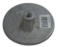 Magnesium Anti-Ventilation Plate Anode - Sierra