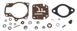 Carburetor Kit for Johnson/Evinrude 396701 392061 398729, GLM 40560 - Sierra