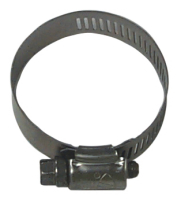 Stainless Steel Worm Gear Hose Clamp - Sierra
