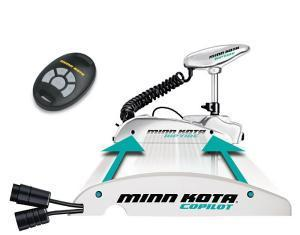 Co-Pilot System for RipTide w/AutoPilot (White)